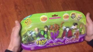 "Scooby Doo Toy Set ""Trap time ""Ita...."