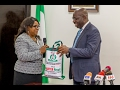 Download NABTEB VISITs GOVERNOR OBASEKI in Mp3, Mp4 and 3GP