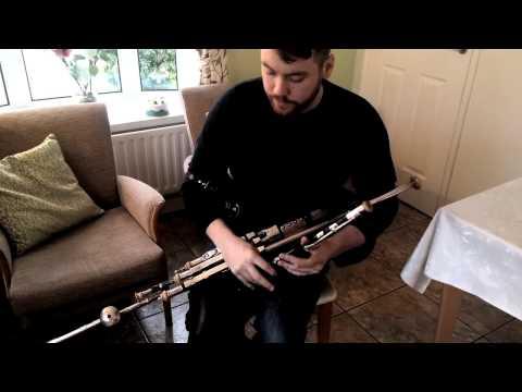 Uilleann pipes (hornpipe) Chris McMullan