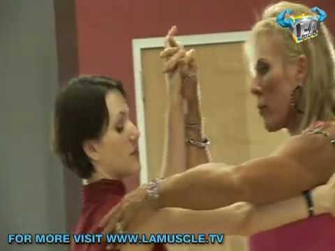 Nackt  Lauren Powers Former Miss