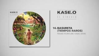 KASE.O - 16. BASURETA (TIEMPOS RAROS) Prod  JAVATO JONES y GONZALO LASHERAS thumbnail