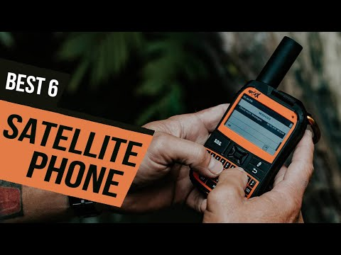 TOP 6: BEST Satellite Phone [2021] | Legal Satellite Phones