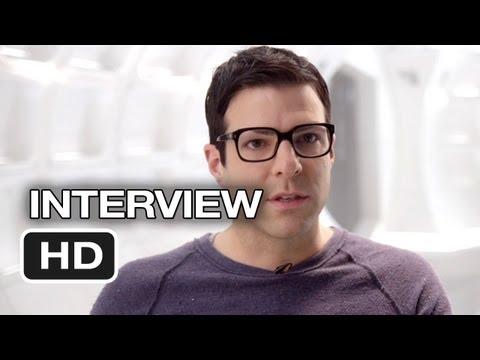 Star Trek Into Darkness Interview - Zachary Quinto (2013) - Chris Pine Movie HD