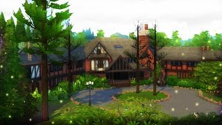 SALVATORE BOARDING HOUSE l Sims 4 Speed Build