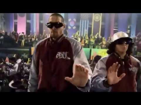 Step Up 3D - Moose Does The Robot