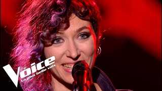 Jay Hawkins – I Put A Spell On You  | Camille Hardouin | The Voice France 2019 | KO Audition