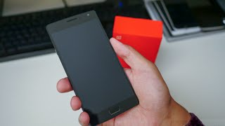 onePlus 2 A2003 India Unboxing and Hands On Review OnePlus Two Sandstone Black 64GB