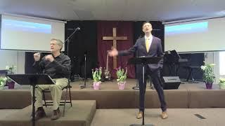 April 4th Easter Worship