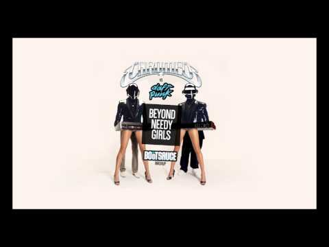 Mr. Bootsauce - Beyond Needy Girls (Chromeo & Daft Punk Mashup)