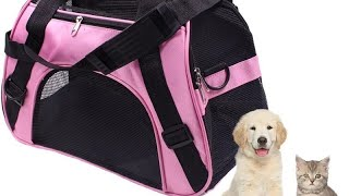 Сумка для перевозки кошек и собак с сайта AliExpress