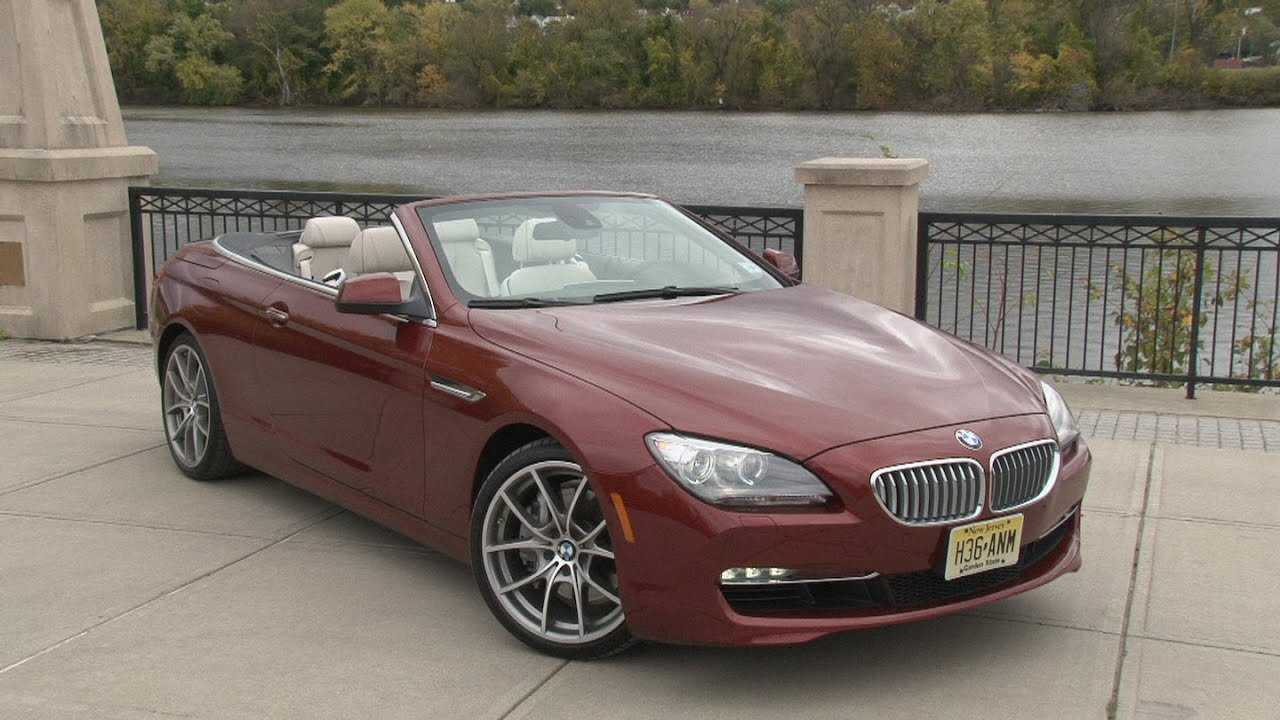 2017 Bmw 650i Convertible Drive Time Review With Steve Hammes Testdrivenow