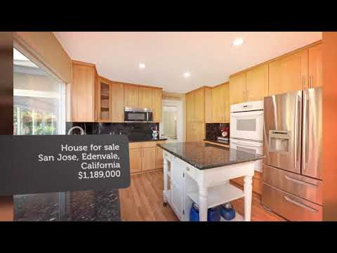 House for sale in San Jose, Edenvale, $1,189,000
