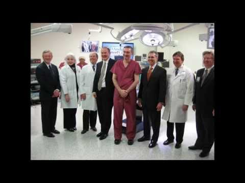 MD Anderson Operating Room 20 Renovation