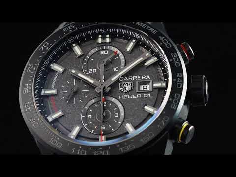 TAG Heuer | TAG Heuer Carrera Calibre Heuer 01 China Lunar Exploration Program Special Edition
