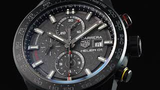 TAG Heuer | TAG Heuer Carrera Calibre Heuer 01 China Lunar Exploration Program Special Edition