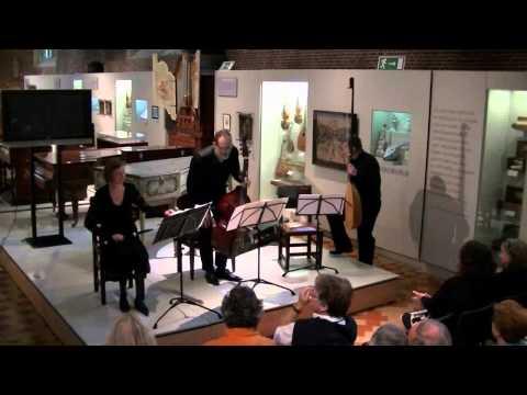 Baroque  Recital - Vleeshuis Antwerp