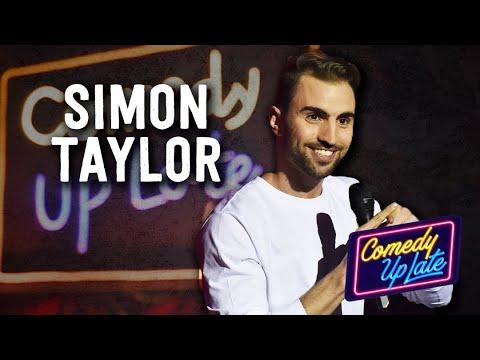 Simon Taylor - Comedy Up Late 2017 (S5, E2)