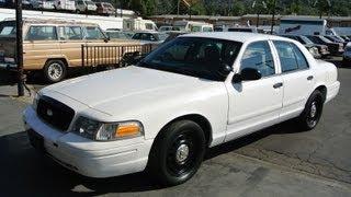 2008 ford crown victoria p 71 p71 police intercepter cop car