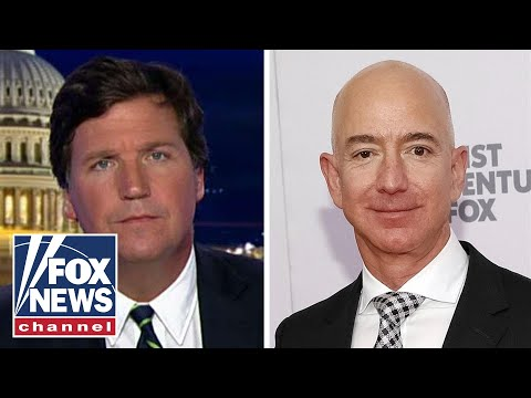 Tucker: Mainstream media loves Jeff Bezos Mp3