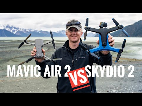 Mavic Air 2 Vs Skydio 2: Which Drone Is Right For You?