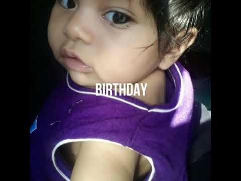 Ho tera Happy birthday mari ladki re khama Ghani mari dikari ne Happy birthday Dhara Parmar Tum Jio