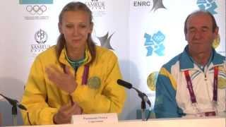 Ольга Рыпакова завоевала 6 золотую для Казахстана