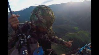 Así fue rescate a capitán herido por disidencias de las FARC en las montañas del Catatumbo