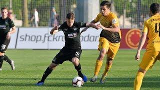 Видеообзор матча «Краснодар-3» – «Легион Динамо» (Махачкала)