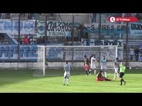 Nacional B. Gimnasia de Jujuy (1) - Boca Unidos (1)