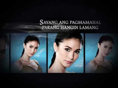 Sana'y Maghintay Ang Walang Hanggan by Rachelle Ann Go (theme from Luna Blanca) Official Lyric Video