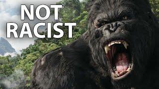 Huffington Post Says King Kong is Biased