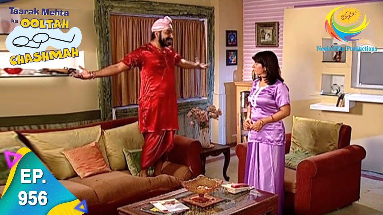 Download Taarak Mehta Ka Ooltah Chashmah - Episode 956 - Full Episode