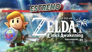 ESTRENO: THE LEGEND OF ZELDA: LINK'S AWAKENING EN VIVO