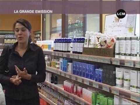 Un laboratoire de cosmétique 100% bio! (Marseille)