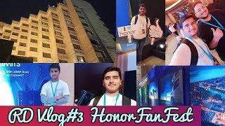 RD TeCH Vlog #3   Honor Fan Fest   Honor 8X Launch
