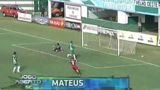 Gols mais bonitos da 8ª rodada - Catarinense - Jogo Aberto SC