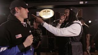 London vs Leicester : Grime A Side (Who Won?) @RedBull_Music