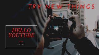 Hello Youtubee!!!