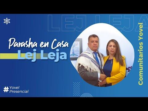 #LejLeja - Parasha en Casa