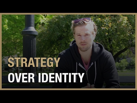 "Strategy vs Identity : Why Your ""Identity"" is Holding You Back & How to Get Strategic & Break Free"