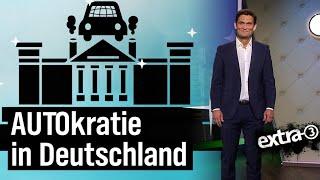 Deutschland einig Autoland