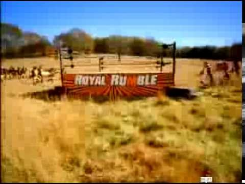 WWE royal rumble 2003 ad