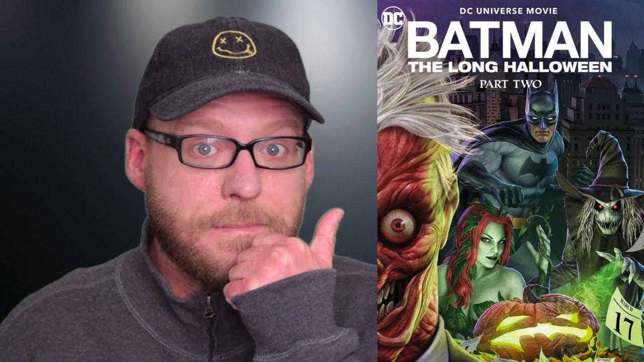 BATMAN: THE LONG HALLOWEEN, PART 2   Movie Review   Spoiler-free