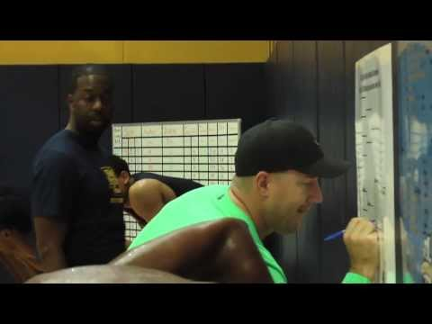 Marquette Basketball Boot Camp 2013 - Inside The Final Day