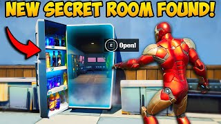 *NEW* SECRET LOOT ROOM ADDED!! - Fortnite Funny Fails and WTF Moments! #1046