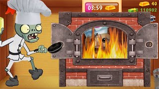 Cook Buddy Cake by Oven | Kick The Buddy