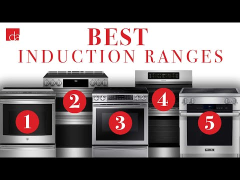 Induction Range/Stove - Top 5 Picks