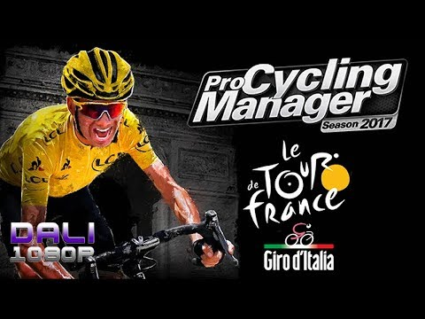 Pro Cycling Manager 2017 PC Gameplay 1080p 60fps