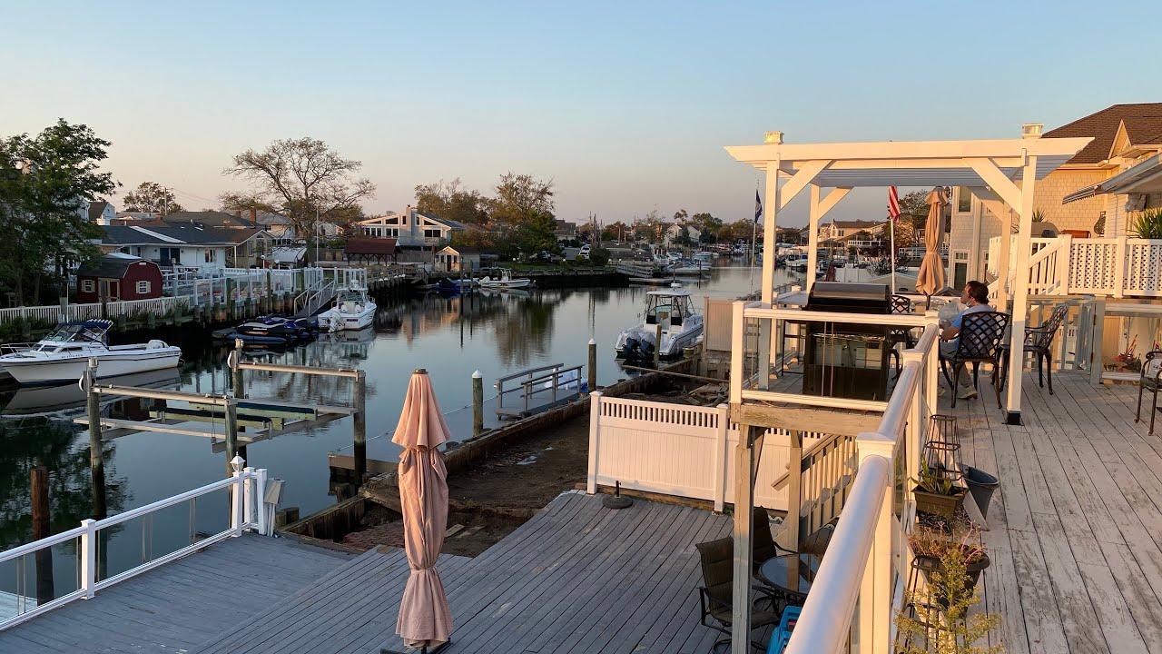 live 9/23 Long Island Oceanside直播长岛海边豪宅