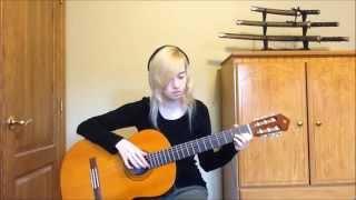 Kill Bill - Bang Bang (My Baby Shot Me Down)   Guitar